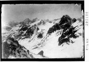 ICSU Archives - 1957, Unknown mountain ruins