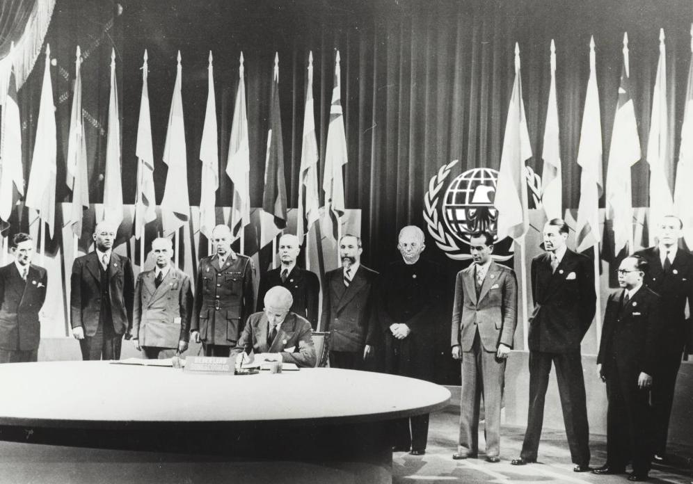 ICSU Archives - Sonescograd treaty
