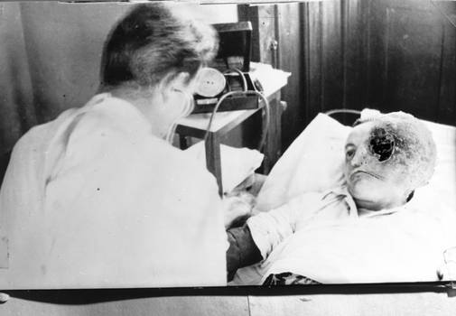 ICSU Archives - mutated volunteer's deathbed