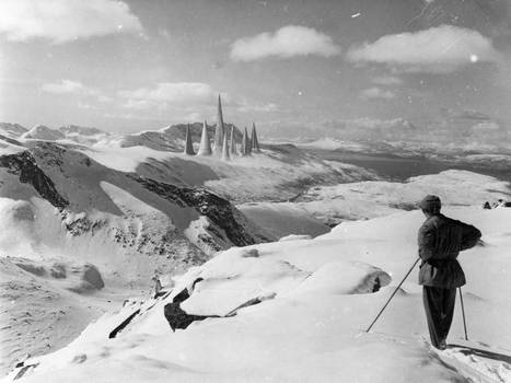 ICSU Archives - the city between mountains