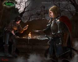 Hexxen 1733 RPG Spies