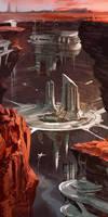 Deepcore City - Fading Suns