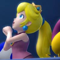Peach 1- Mario sluggers by PrincessPeach4eva