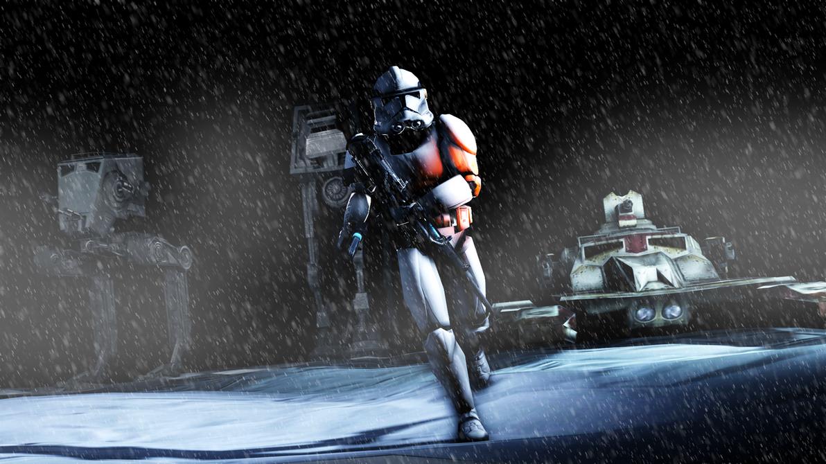 Star wars: Battlefield 4 by powback