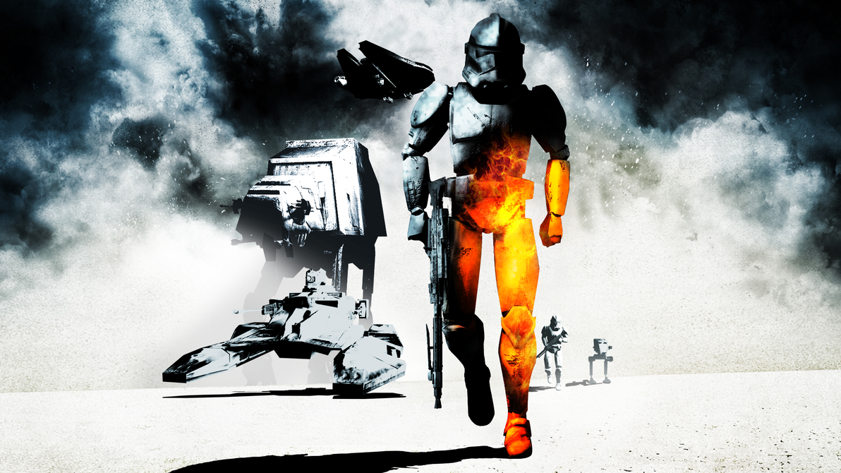 Star Wars: Bad Company 2 by powback