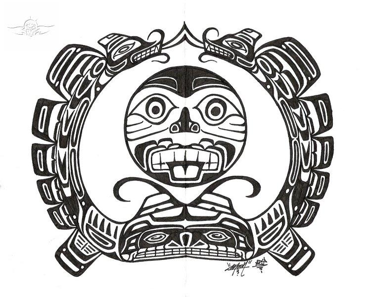 Haida Art by LdaV