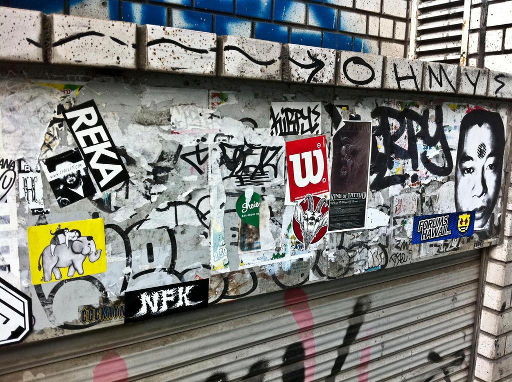 Urban Art by ImJustDEO