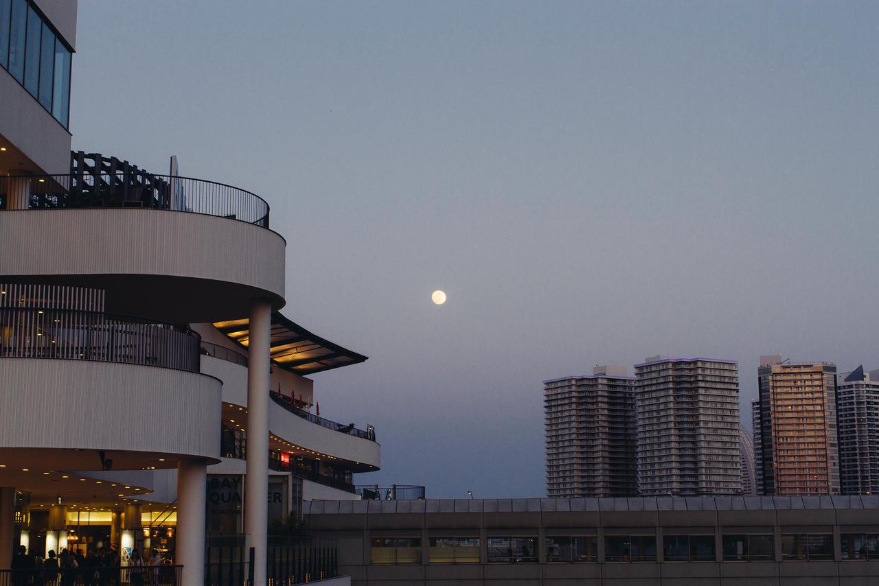 Moonrise by ImJustDEO