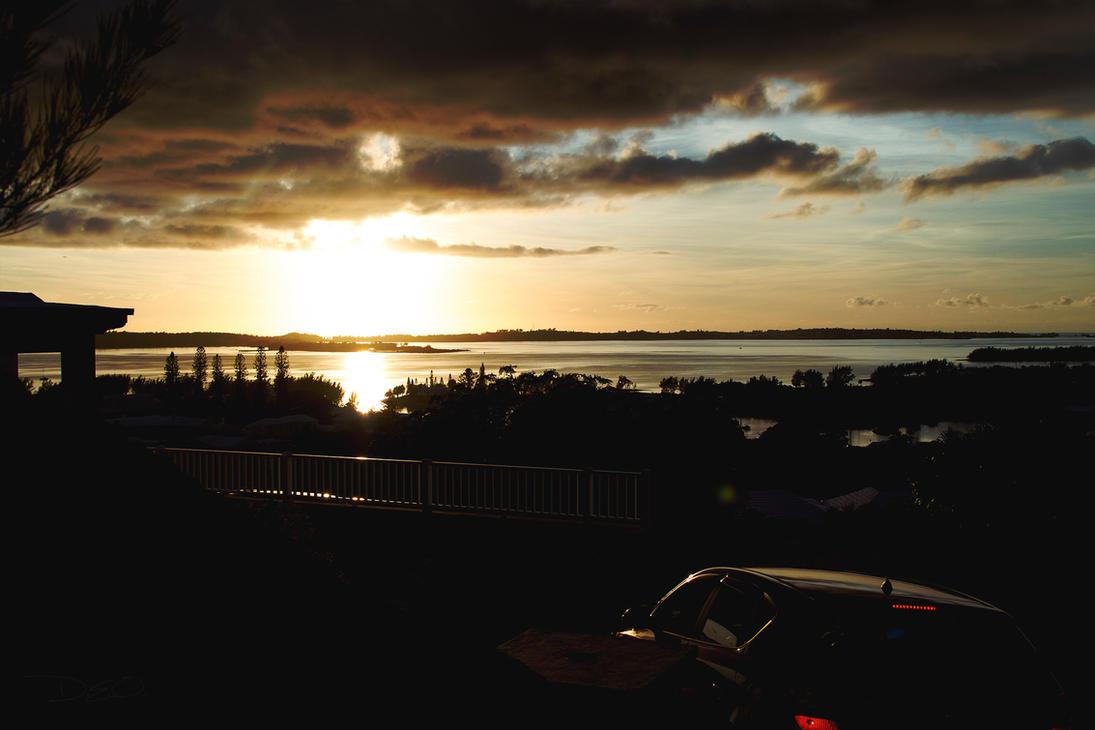Sunset by ImJustDEO