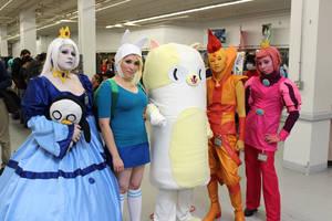 Adventure Time: Genderbent AAC by xstrawberrymilk