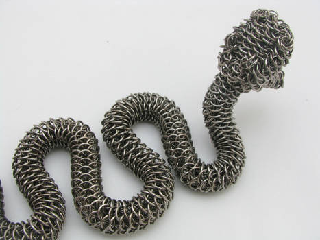 Rattler Maille Sculpture2