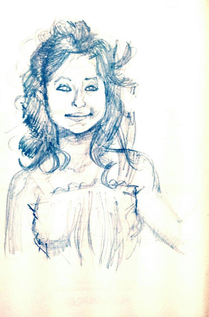 Girl , by runninkool