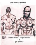 Jason Statham - Character study by runninkool