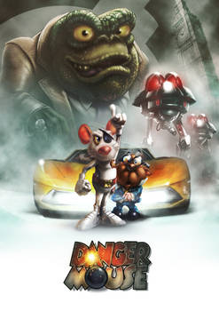 Danger Mouse Movie Poster