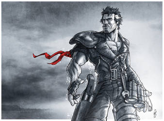 Mad Max Road Warrior by DazTibbles