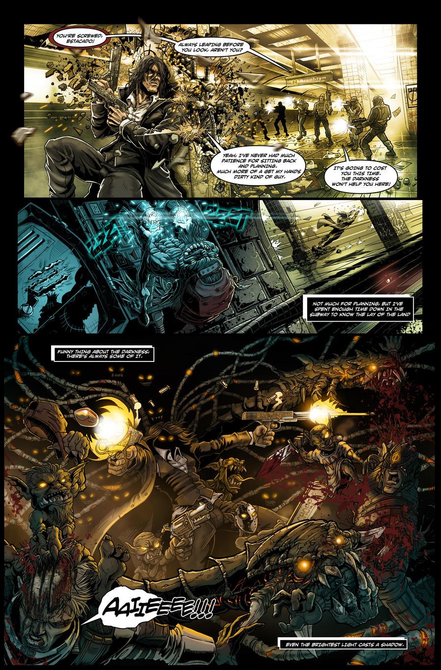 The Darkness II Final by DazTibbles