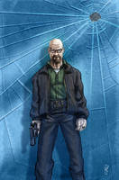 Breaking Bad Walt by DazTibbles