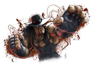 Undertaker by DazTibbles