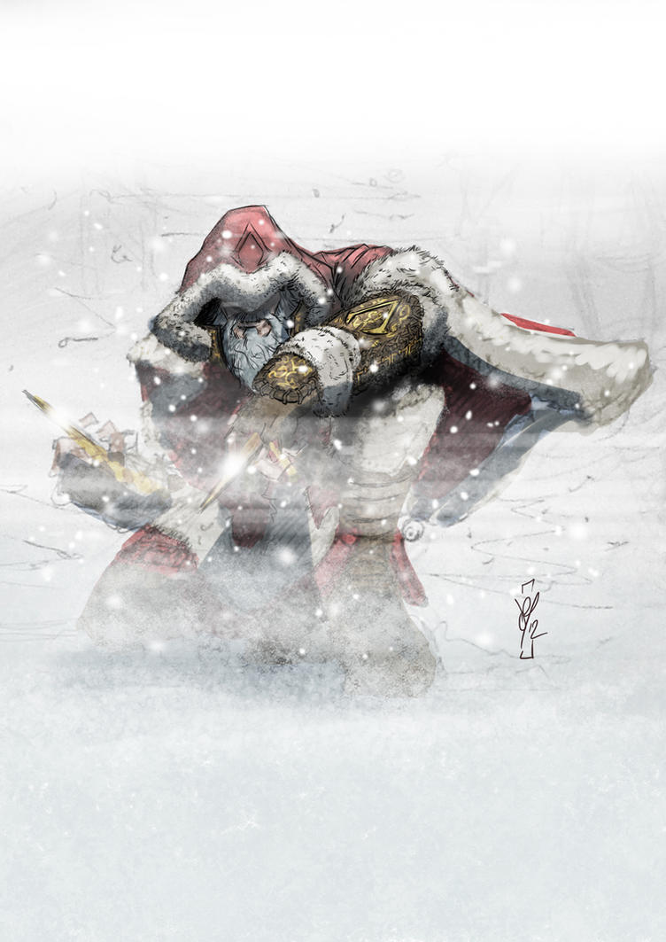 A Santas Creed by DazTibbles