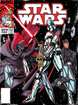 Vintage Star Wars Cover TFA Issue 2