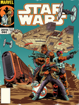 Vintage Star Wars Cover TFA Issue 0