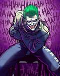 StraightJaket Joker