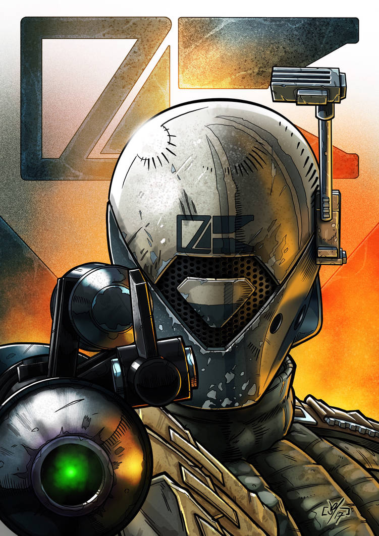 Tam Posla Rogue One by DazTibbles