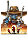 The Outlaw Cad Bane