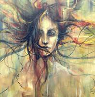 Acrylic on canvas by nachoyague