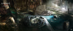 Assassin's Creed III :Liberation . Puzzle