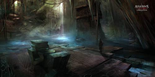 Assassin's Creed III :Liberation  Treasure Chamber