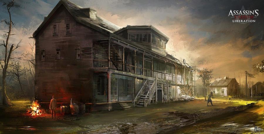 Assassin's Creed III:Liberation Smugglers plantati by nachoyague
