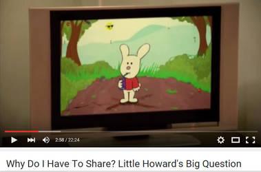 My TV Advert (Little Howard's Big Question) by munchai