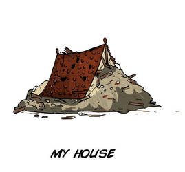 My House by munchai