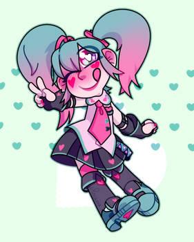 Valentine Miku