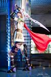 Lightning Cosplay - Saber's Edge
