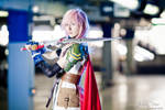 Lightning Cosplay - Will to fight