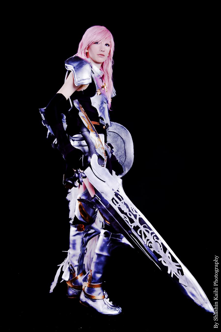 Warrior Goddess by cyberlight