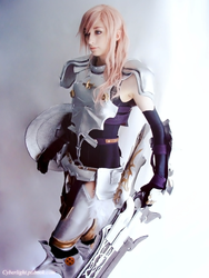 Lightning Cosplay - The Etro's guardian