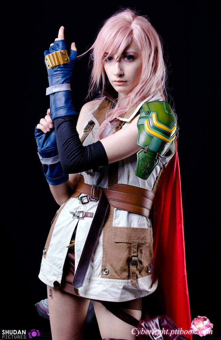 Lightning Cosplay - Get ready for fight by cyberlight
