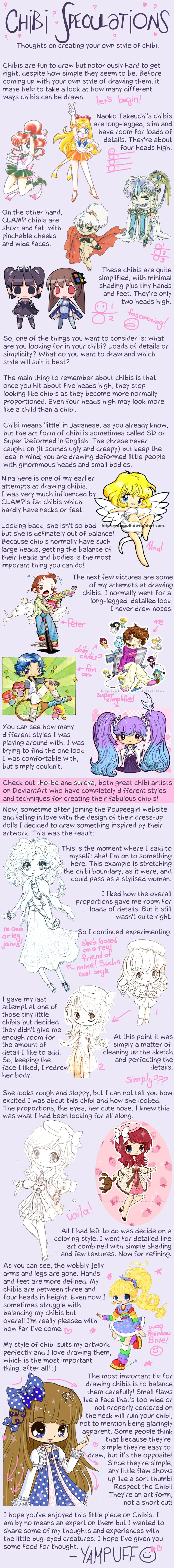 Chibi Speculations by YamPuff