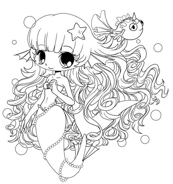 mermaid chibi wipyampuff on deviantart
