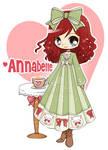 Annabelle Chibi
