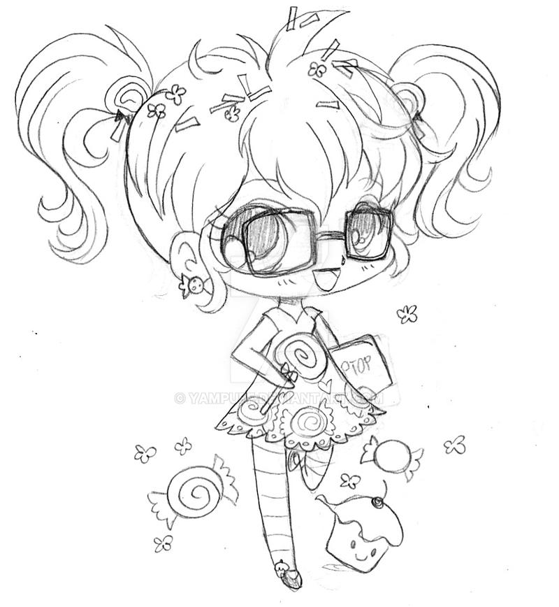 Creative Candy Obsession Wip By Yampuff On Deviantart