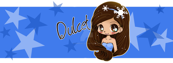 Dulcet Chibi for Peebs by YamPuff
