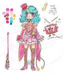 Timpani the Magical Girl