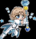 The Flashing Prince ::Micro Chibi::