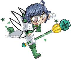 The Piercing Prince ::Micro Chibi:: by YamPuff