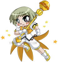 The Roaring Prince ::Micro Chibi:: by YamPuff