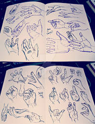 Hand Practice #2-3